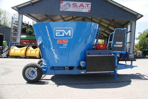 Euromilk FXL 700-2,10 m breit-2,18m hoch