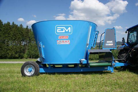 Euromilk FXL 800-Niedrige Bauhöhe-NEU