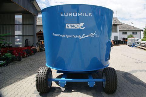 Euromilk FXL-1000 HD nur 2,43 m hoch-NEU