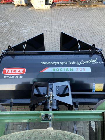 Sonstige Talex Bocian 225 Schwadwender - Limited Edition