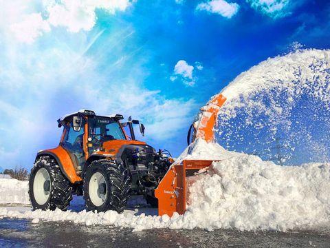 Samasz Tornado 250-Schneefräse