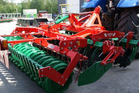 Agro-Masz Trol 30-Kurzscheibenegge-NEU