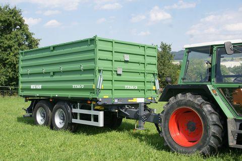Metal-Fach Tandemkipper T 730/3-16 to. Gesamt-NEU