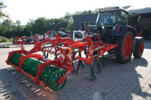 Agro-Masz APH 30-Mulchgrubber-hydraulische Steinsicherung