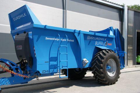 Euromilk Buffalo RX 1600-NEUMASCHINE
