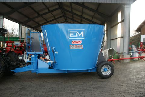 Euromilk Futtermischwagen FXS 700-NEU