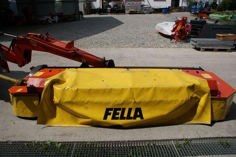 Fella KM 310 KL-Trommelmähwerk-Super Zustand