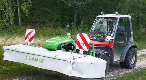 Samasz Alpina-300-Frontscheibenmähwerk