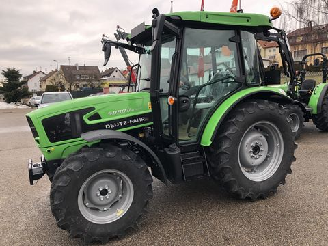 Deutz Fahr 5080 Keyline