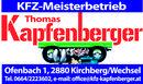 Kapfenberger Thomas KFZ-Meisterbetrieb