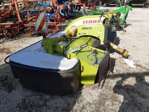 CLAAS 3200 FC PROFIL