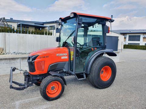 Kubota STW 40 Schlepper Traktor John Deere Iseki Hako