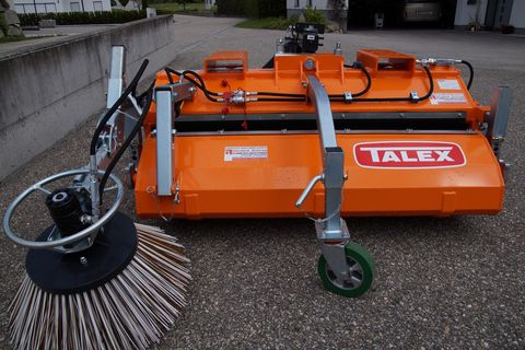 Talex KEHRMASCHINE Traktor Hoflader Radlader Stapler