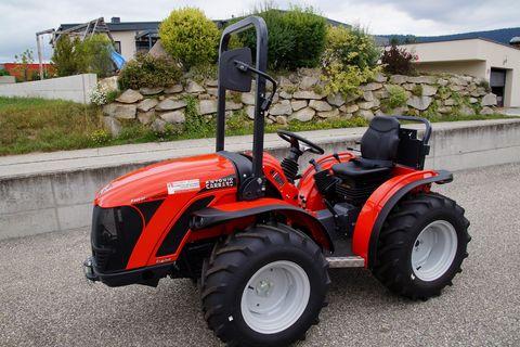Antonio Carraro TIGRE 3800 Schlepper Traktor Pasquali
