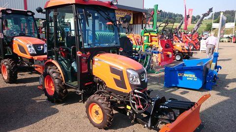 used Kioti special tractor - Landwirt com