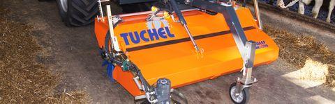 Tuchel ECO 520 Kehrmaschine Kubota John Deere Traktor