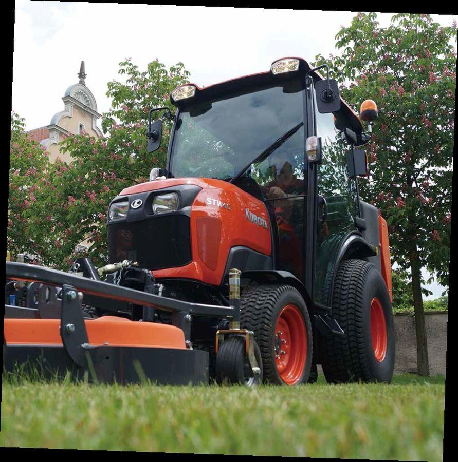Cxserie 3punkt Schneefräse Traktor Schneefräse: Kubota STW 40 Schlepper Traktor Iseki John Deere STV