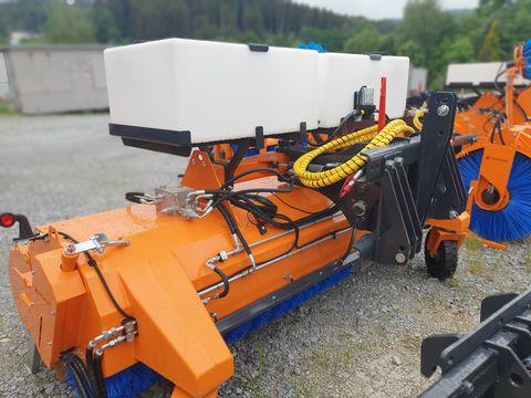 Padagas PROFI H KEHRMASCHINE Radlader Traktor Be