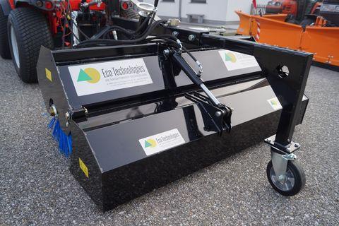 Eco Technologies ECOTECH GBS Kehrmaschine Traktor NEU AKTION