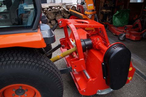 Dragone MTL MULCHER Traktor Kubota Carraro Holder Iseki