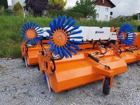 Padagas PROFI H KEHRMASCHINE Traktor Radlader Tuchel Bem