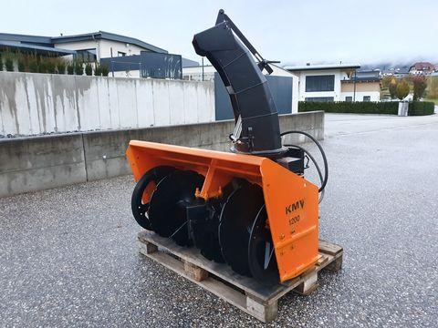 Westa KMV SCHNEEFRÄSE Traktor Zaugg Carraro Holder Kub