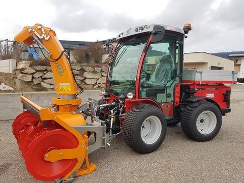 Antonio Carraro SP 5008 HST SUPERPARK Schlepper Traktor Holder