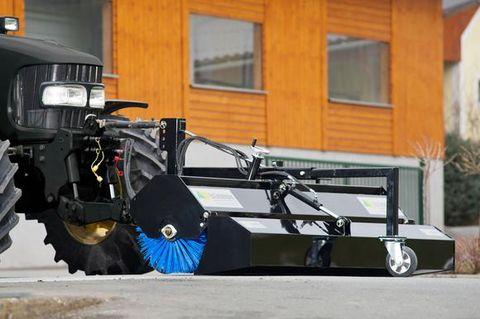 Eco Technologies ECOTECH GBS Kehrmaschine AKTION Traktor NEU