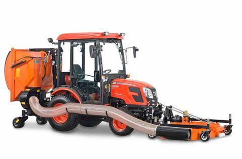 Kioti CS2610 / CK2810 Allrad Traktor Schlepper NEU