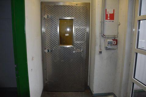 Sonstige  Kühlraumtür Niro H 2,1 m B 0,9 m