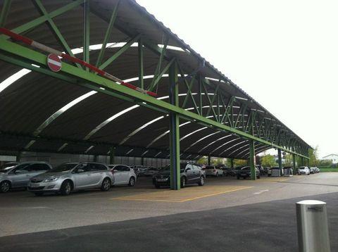 Sonstige 700 m² Stahlhalle inkl. Bogendach