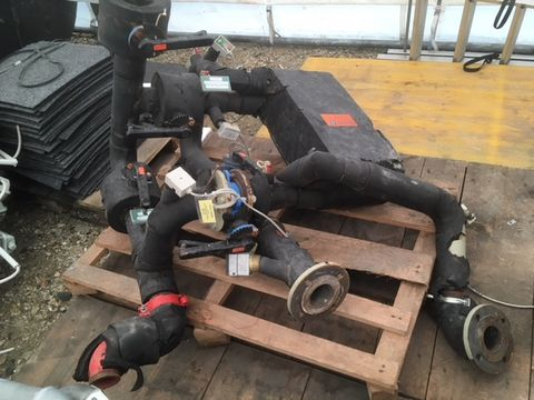Sonstige Pumpen  6 Stück 50 Hz   0,55 kW
