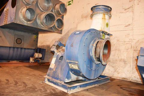 Sonstige Absauggebläse Scheuch 7.100 m³/h   13,9 kW