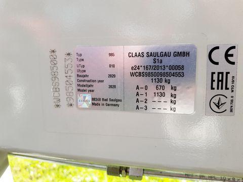 Claas Liner 2600