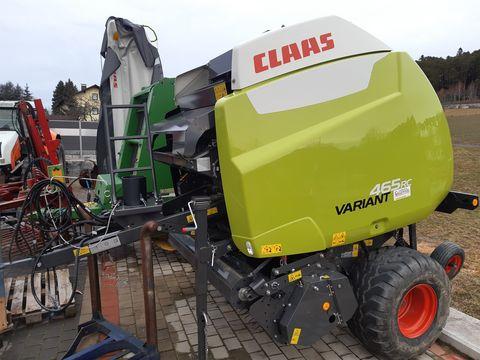 Claas Variant 465