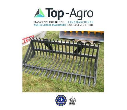 Top-Agro Steinschaufel TOP-PRODUKT TUV CE 1,6m (SS16) !!N