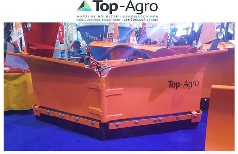 Top-Agro Schneepflug Vario hydr. serie LIGHT 2,0m NEU Klappbare-Leiste(SHP-LV20)