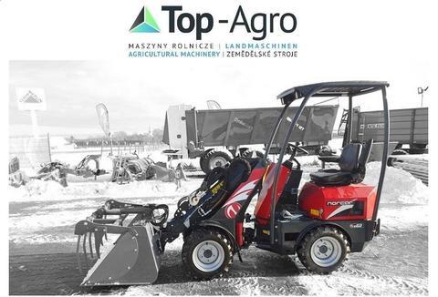 Norcar 62a Top-Agro Vielseitige Hydraulik Made in Finnland