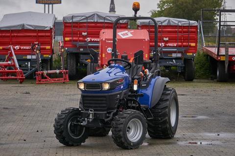 Farmtrac Traktor Farmtrac 26 4WD