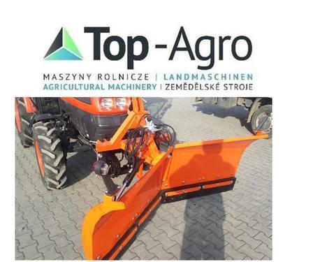 Top-Agro Schneepflug Vario Hydraulisch 1,5M;1,8M;2,0M;2,2