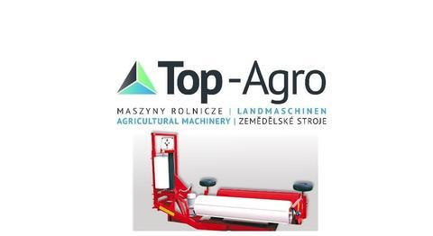 Metal-Fach TOP-AGRO Z561 Ballenwickler Ballenwickelgerat elektrisch