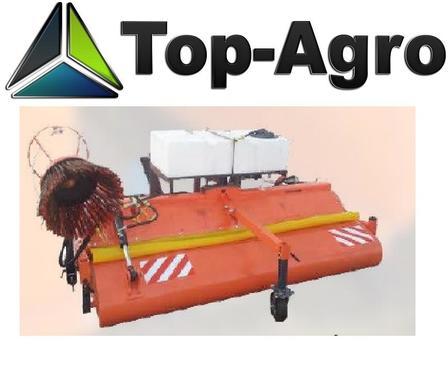 Top-Agro Kehrmaschine 1,2m NEU Sehr Robust