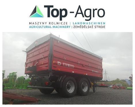 Metal-Fach TOP-AGRO Tandem 12T  T730/3 Dreiseitenkipper NEU SUPER AN