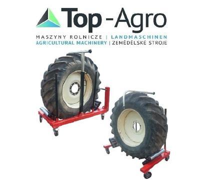 Top-Agro Reifenmontierhilfe für Reifen vom Traktor!!NEU!!