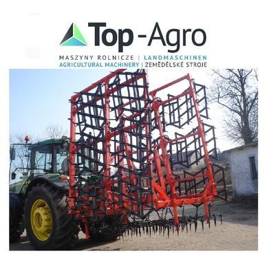 Top-Agro  direkt vom Hersteller EGGE Zinkenegge Schwer 4,3m bis 8,5m BEST QUALIT