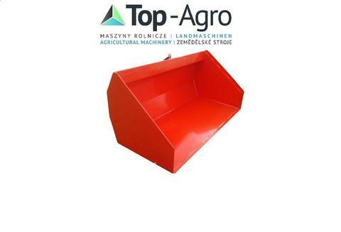 Top-Agro Transportschaufel mit hydraulik 1,0m-2,75m Neu(H
