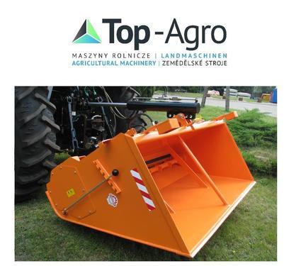 Top-Agro WINTERPREIS Selbstladender Sandstreuer PS160
