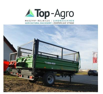 Metal-fach T 703 3,5t Top-Agro