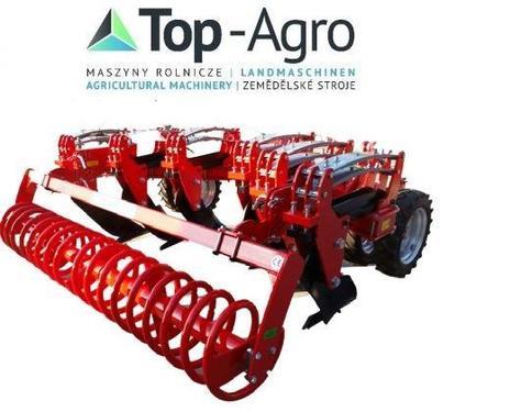 GRANO-SYSTEM TOP-AGRO Tiefenlockerer Tiefengrubber HEAVY DUTY FEDERSIC