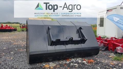 Top-Agro Top-Agro Erdschaufel Teleskoplader Merlo 1 bis 3